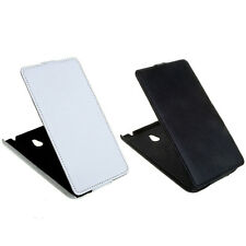Litchi Leather Flip Case Cover For Samsung Galaxy Star Pro S7262
