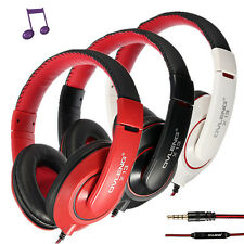 2014 Style 3.5mm Stereo Headphone Earphone For PC Mobile Phone iPhone Samsung