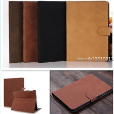 Luxury Leather Smart Case Stand Cover For Apple iPad 2/3/4 ipad 5 Air2 mini1/2/3