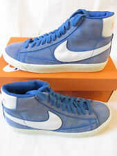 nike womens blazer high LTHR hi top trainers 615898 416 sneakers shoes
