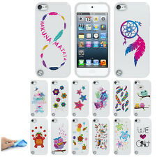 FOR APPLE IPOD TOUCH 5 Cool Turtles TPU Candy FLEXI Soft Gel Skin CASE Cover