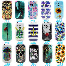 New Painted Pattern Soft TPU Gel Case Cover For Samsung Galaxy S3 III Mini i8190