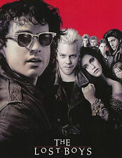 THE LOST BOYS vampire movie corey haim feldman classic photo glossy t-shirt