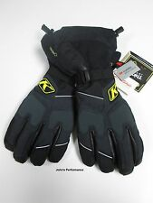 Klim Snowmobile Black Fusion Gloves M L XL 2X 3087-000-140-000 3087-000-150-000