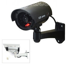 Security Camera Flashing LED Indoor Outdoor  with Red Flashing Lights