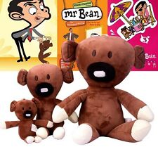 New Mr. Bean Teddy Bear Plush Soft Dolls Toys Size S/M/L With Tag For Kid