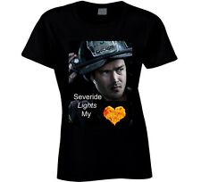 Severide Lights My Fire T Shirt Chicago Fire TV Show Character Fireman Tee New