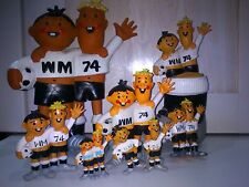 FIFA WORLD CUP MASCOT WORLD CUP GERMANY 1974 TIP TAP OFFICIAL Original MUNDIAL