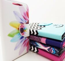 WALLET PU LEATHER + TPU CASE FOR Samsung Galaxy Ace Style S765C cell phone