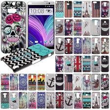 For LG Sony Samsung Nokia Hard Back Case Cover Protector Cute Various Patterned