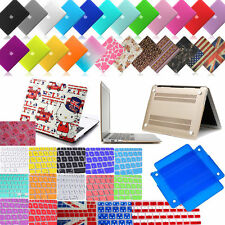 """Mattched Keypad Cover Skin, Hard Case Shell Cover for MacBook Air 11"""" 13"""" Laptop"""