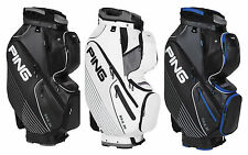 PING DLX Golf Cart Bag 3 Color Options New Golf Cart Bag 2015 Model