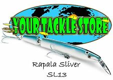 Rapala SL13 Sliver Pick Color & Qty NIP SL 13 Factory Direct