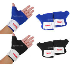 Thumb Wrap Hand Palm Wrist Brace Support Splint Arthritis Relief Gloves Sleeves
