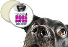 JUST A NOSE BUTTER Organic Balm for Every Dogs Crusty Dog Noses 60+ Breed Labels