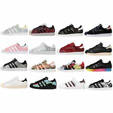 Adidas Originals Superstar 2 II 80s W Womens Ladies Trainer Casual Shoes Pick 1