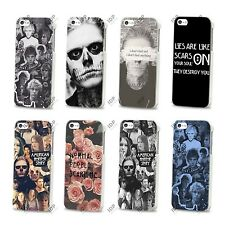 NEW AMERICAN HORROR STORY TV SERIES TATE HARD CASE COVER FOR APPLE IPHONE 4 5 5S