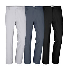 New Adidas Golf Heathered Pant Flat Front Styling - Pick Size & Color
