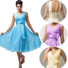Cheap Short Cocktail Party Bridal Ball Gown Evening Homecoming Prom DANCE Dress
