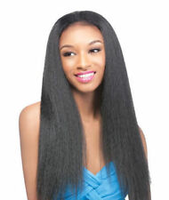 ANNIE - OUTRE QUICK WEAVE SYNTHETIC HAIR HALF WIG LONG YAKY STRAIGHT