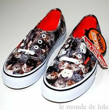 NEW VANS CLASSICS ASPCA CATS KITTEN SHOE ANIMAL PREVENTION WOMENS ALL SIZES NIB