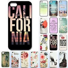 """Design Shell For Apple iphone 5 6 4.7"""" Plus Case Cover Back Cute"""
