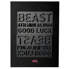 Beast - B2ST Mini Album Vol.6 [Good Luck] CD+Poster+Lips Card+Gift Photo