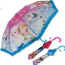 New Fashion Hot Cartoon Pattern Frozen Anna Tangled Children Umbrealla