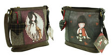 Santoro Gorjuss Shoulder Messenger Hand Bag Uni School Collector Love You Rabbit