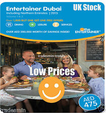 Entertainer Dubai 2015 Vouchers Aquaventure Atlantis Wild Wadi Ferrari World Yas