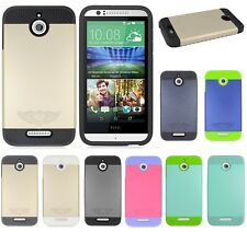 TPU + PC Shockproof Hard Cover Case For HTC DESIRE 510 cell phone