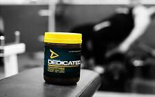 Dedicated Nutrition -Unstoppable-165g Pre Workout -Extreme Energy Booster+ BONUS