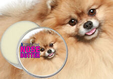 POMERANIAN NOSE BUTTER Organic, Handcrafted Balm for Dry or Crusty Dog Noses