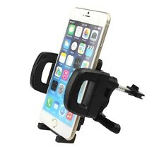 360° AUTO LOCK CAR AIR VENT MOUNT STAND HOLDER FOR MOBILE CELL PHONE SMARTPHONE