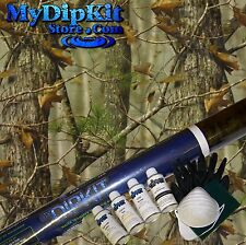 Hydrographics Dip Kit Water Transfer Printing Camo MyDipKit TimberTec Brown