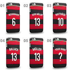 Germany National Football Team Famous Soccer Away Jersey A Phone Case Cover