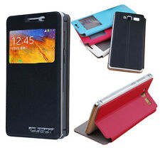 """New PU Leather Flip Stand Protective Case Cover For 5.0"""" Cubot S200 Smartphone"""