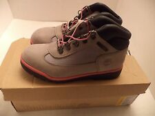 Timberland Helcor Big Kids Field Boots Size 4-7 Colors Pink,Gray,Black & Purple