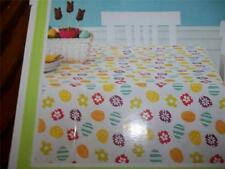 "New Tablecloth Easter Eggs Choose sz  60 x 84"" 70"" round"""