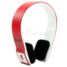 Wireless Bluetooth Headset Sports Stereo Headphone For iPhone HTC Samsung Laptop