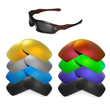 Walleva Replacement Lenses for Oakley Monster Pup Sunglasses - Multiple Options
