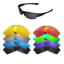 Walleva Replacement Lenses for Oakley Bottlecap Sunglasses - Multiple Options