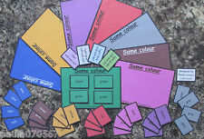 Colour OR Shape sorting games with 8 boards - EYFS - SEN - AUTISM - SCHOOLS