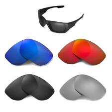 Walleva Replacement Lenses for Oakley Style Switch Sunglasses -Multiple Options