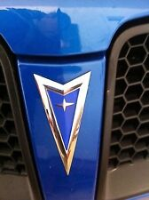 Pontiac G8 badge emblem overlay color change