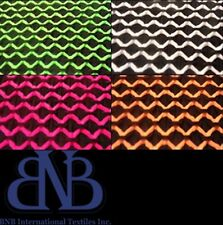 """BnB NU WAVE 34% Nylon 62% Polyester 4%Spandex 54/56"""" Wide SOLD BY THE YARD"""
