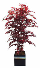 Red Japenese Maple Artificial Tree ~ Handbuilt ~ Choice of Sizes ~ So realistic