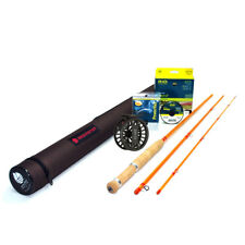 NEW - Redington Butter Stick 360-3 Fly Rod Outfit - FREE SHIPPING!