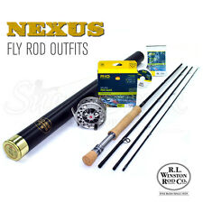 NEW - Winston Nexus 896-4 Fly Rod Outfit - FREE SHIPPING!
