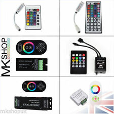 20/24/44 Key IR Mini Remote Controller For 5050 3528 RGB LED Light Touch Music